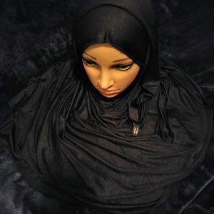 Premium plain Jersey hijabs Made in Dubai UAE